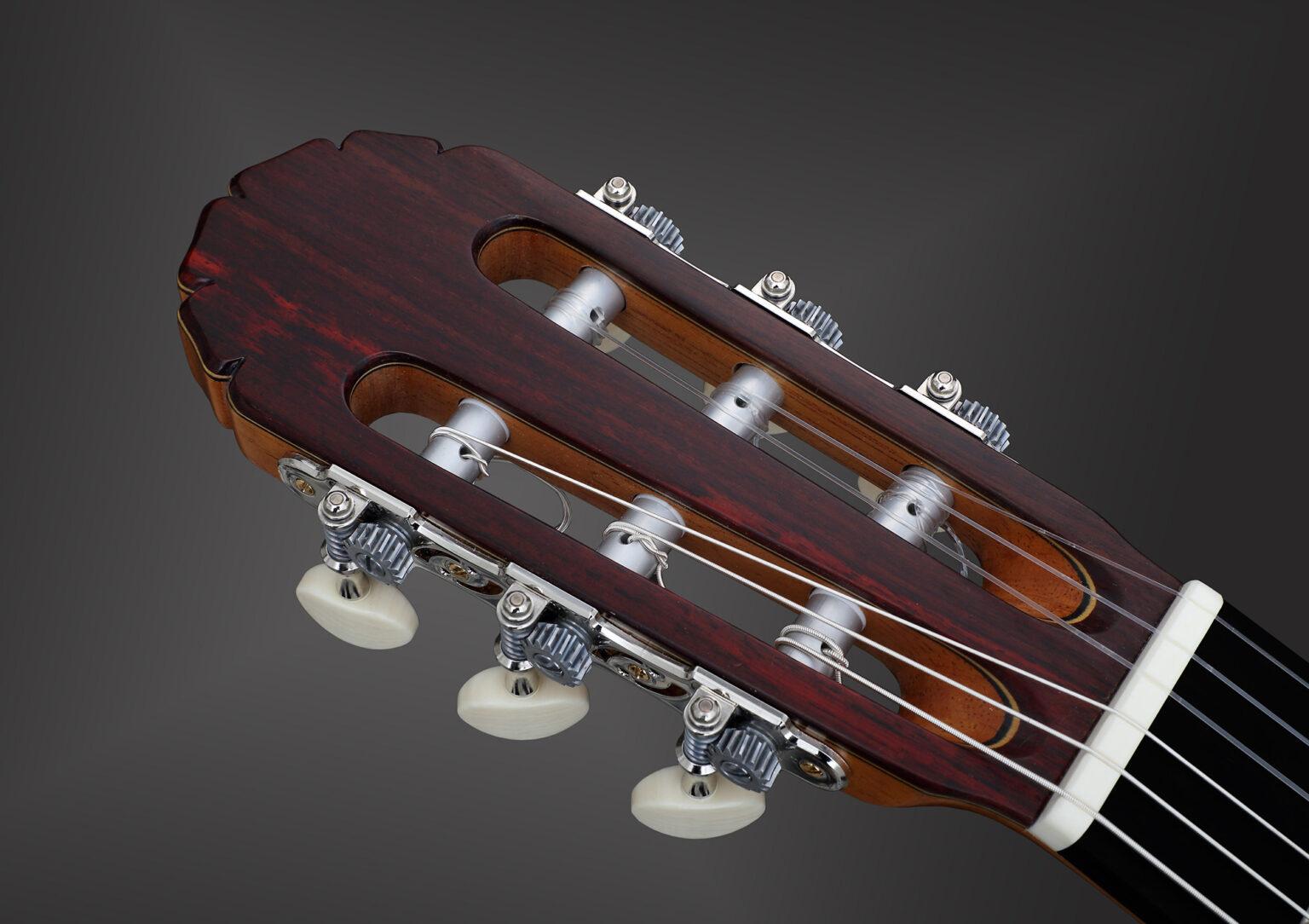 Guitarras de Angel Benito Aguado - Guitarras de concierto - Especial Nomex