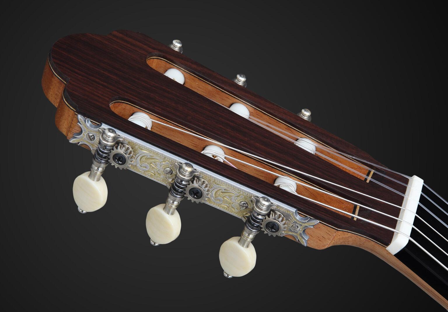 Guitarras de Angel Benito Aguado - Reproducciones de guitarras históricas - Torres