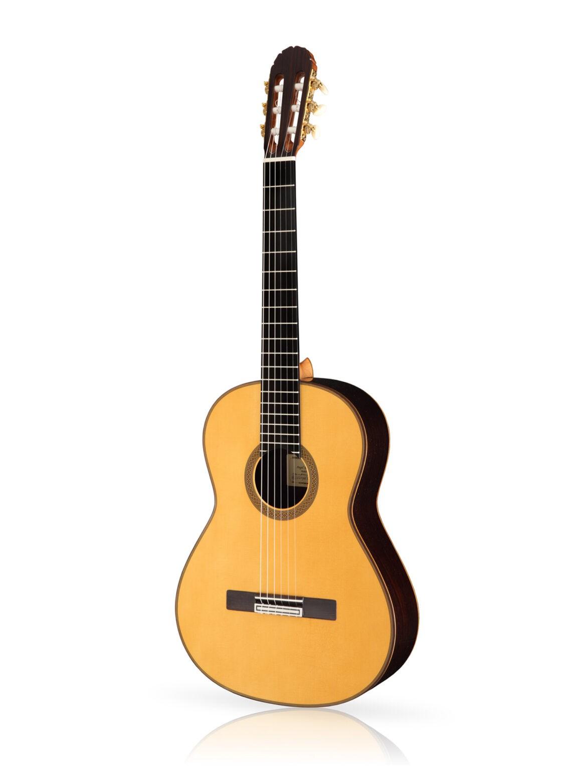 Guitarras de Angel Benito Aguado - Guitarras de concierto - Españoleta