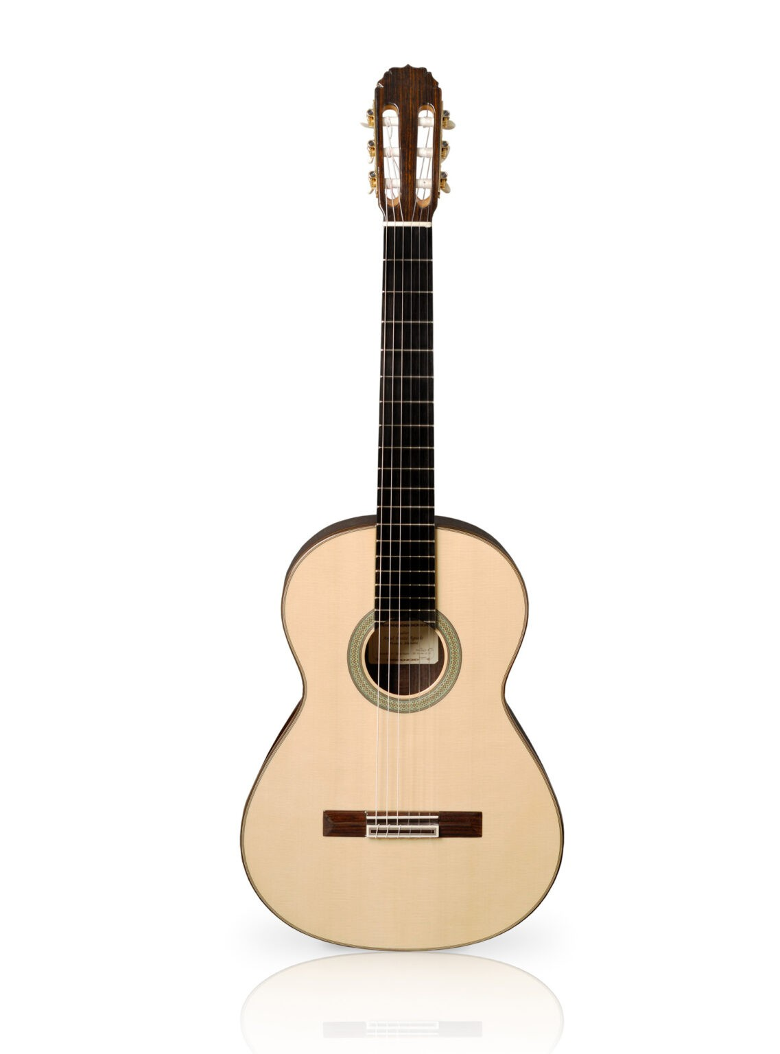 Guitarras de Angel Benito Aguado - Guitarras de estudio - Marieta