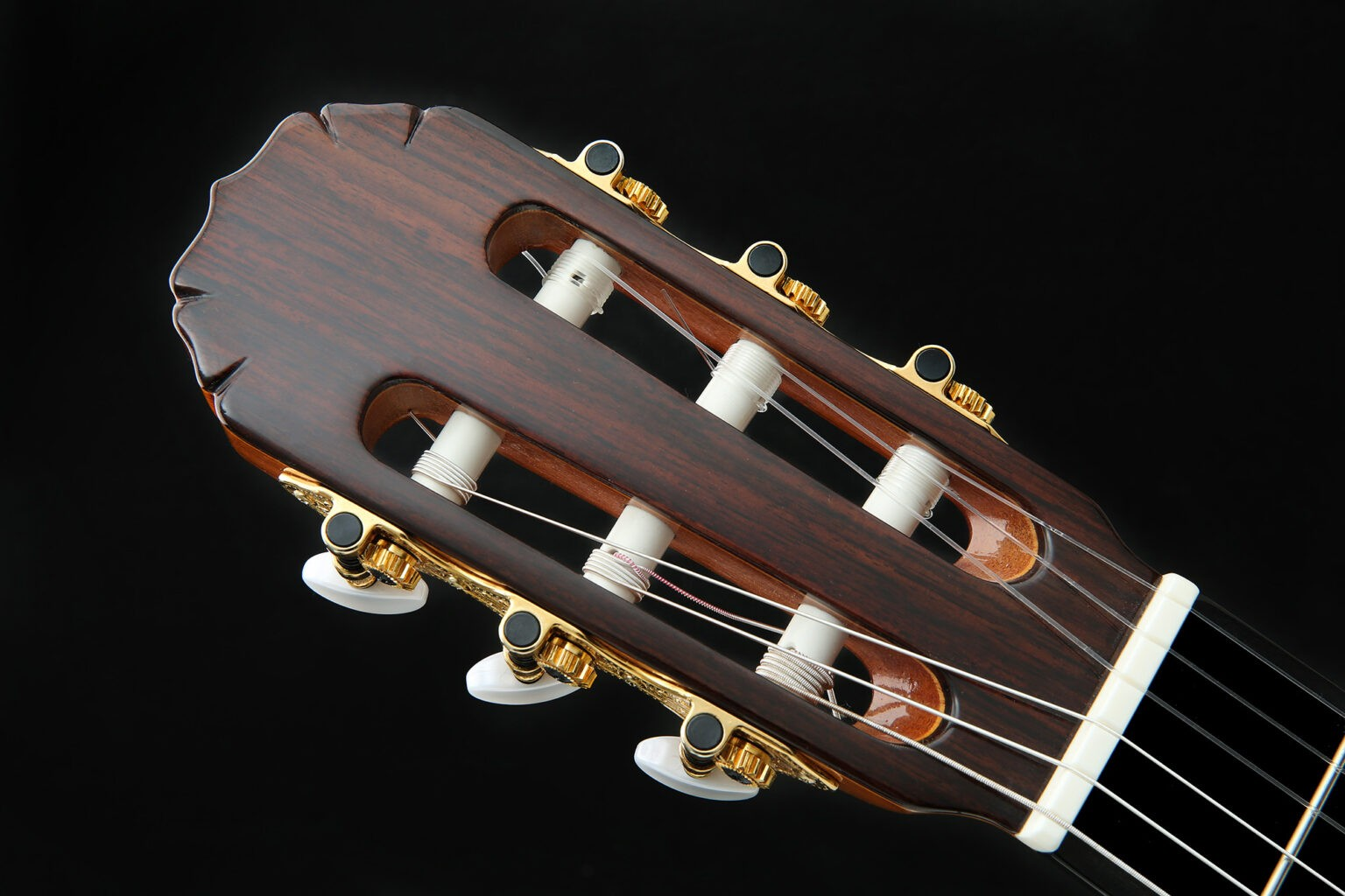 Guitarras de Angel Benito Aguado - Guitarras de estudio - Marizápalos