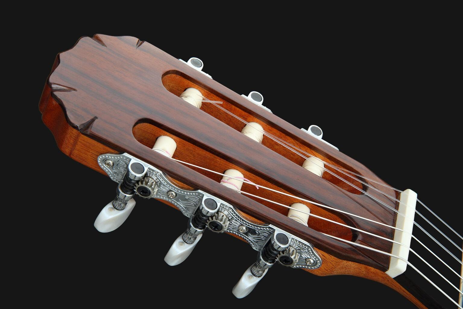 Guitarras de Angel Benito Aguado - Guitarras de estudio - Estudio Palosanto