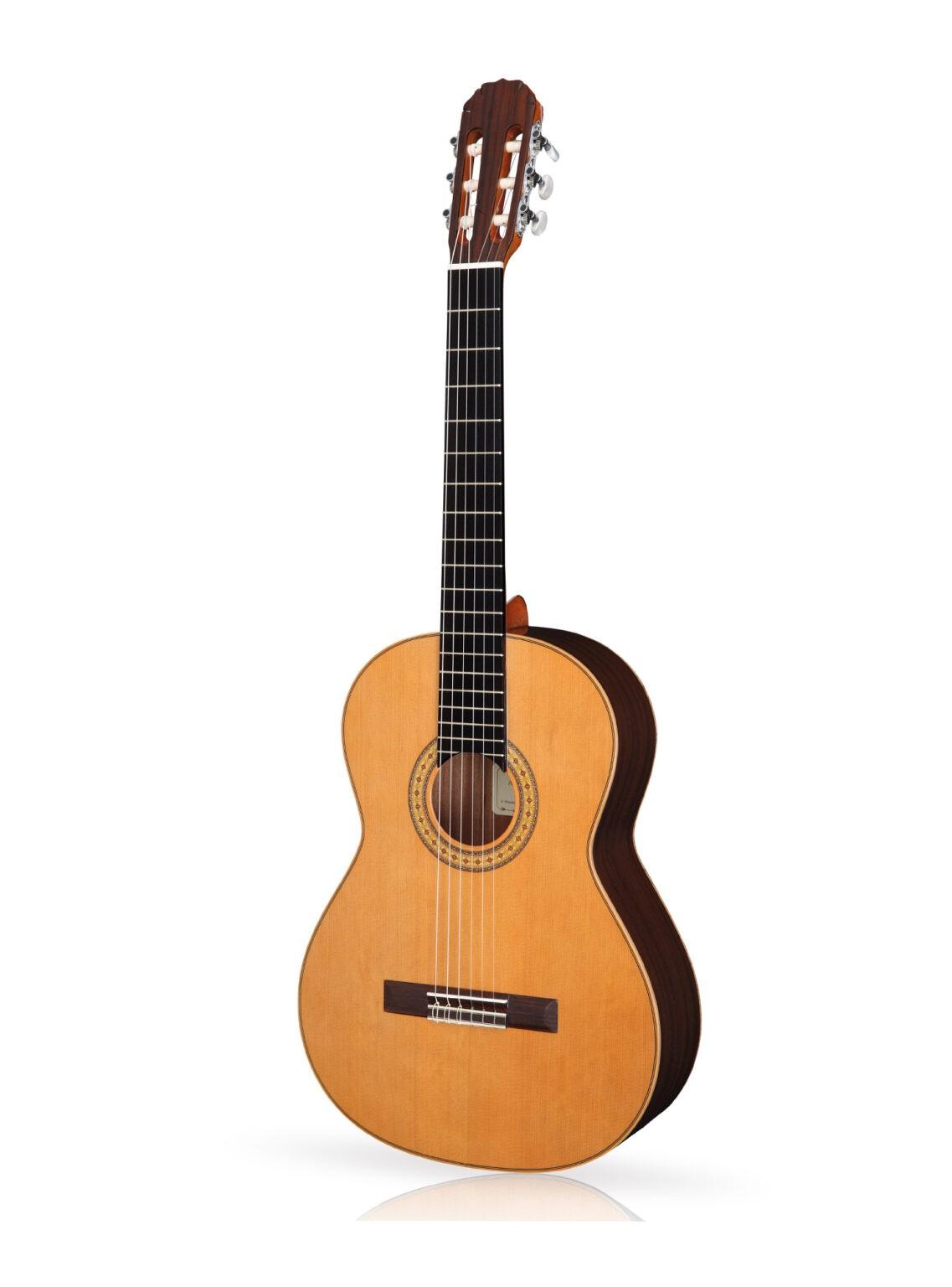 Guitarras de Angel Benito Aguado - Guitarras de estudio - Estudio Sapeli