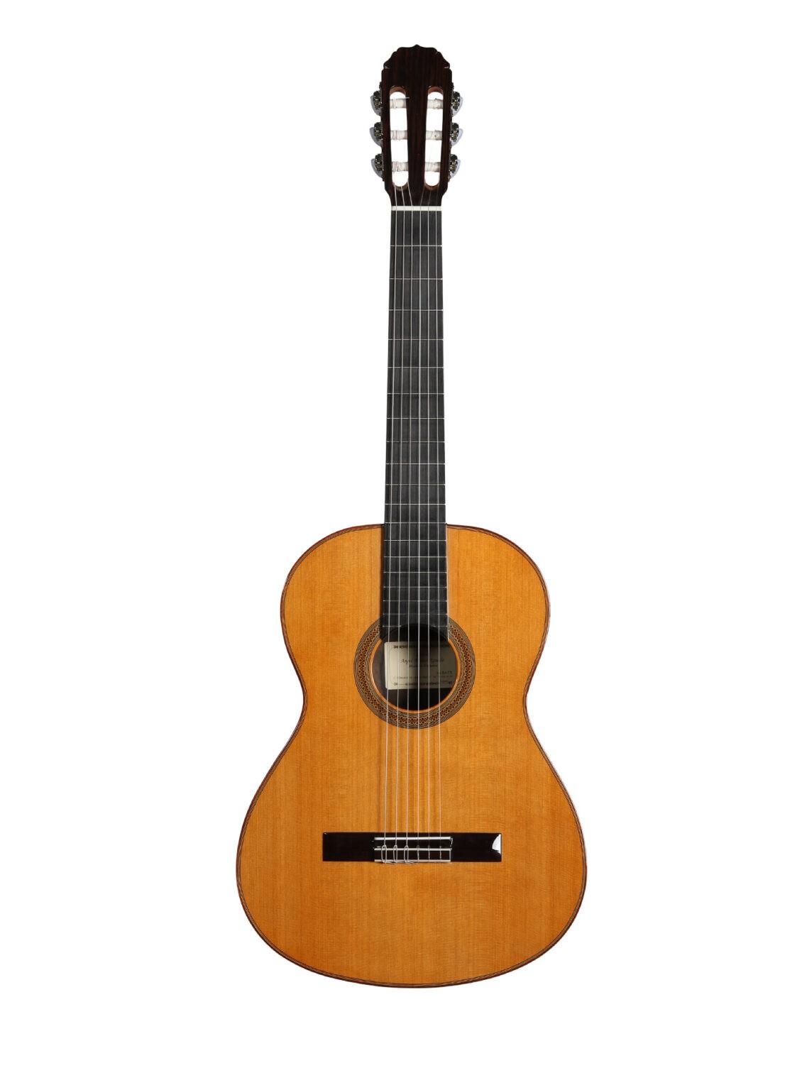 Guitarras de Angel Benito Aguado - Guitarras de estudio - Estudio Ziricote