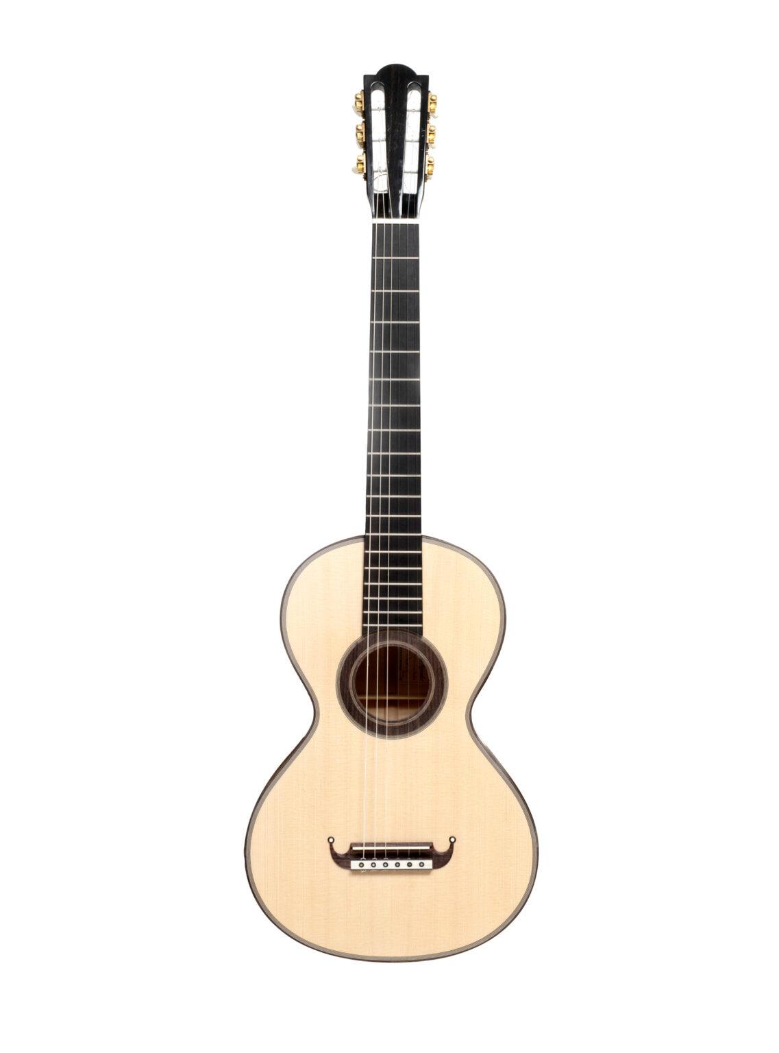 Guitarras de Angel Benito Aguado - Reproducciones de guitarras históricas - Coffe-Goguette